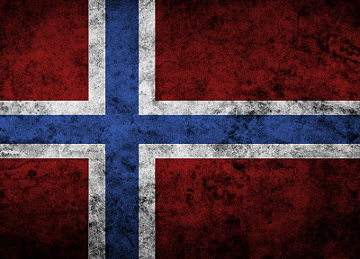 Norway, flags - random desktop wallpaper