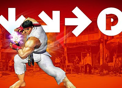 Street Fighter, Ryu - random desktop wallpaper