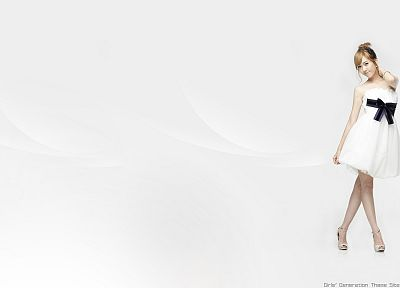 women, Girls Generation SNSD, Jessica Jung - random desktop wallpaper