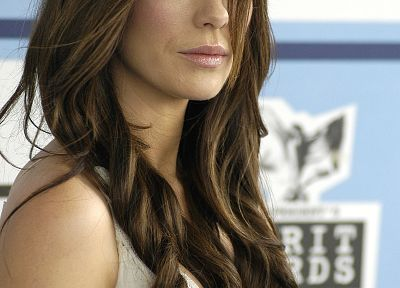 brunettes, women, actress, Kate Beckinsale, brown eyes - related desktop wallpaper