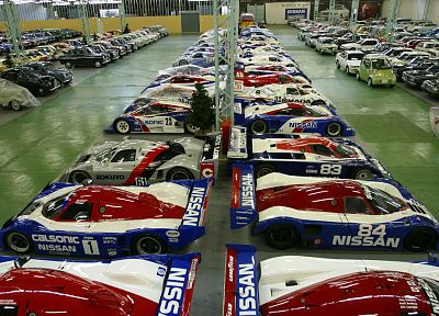 Nissan, museum - popular desktop wallpaper