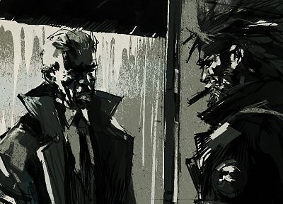 Metal Gear Solid - desktop wallpaper
