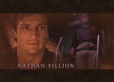 Firefly, Nathan Fillion - random desktop wallpaper