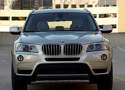 cars, SUV, BMW X3 - random desktop wallpaper