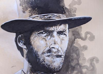 Clint Eastwood - related desktop wallpaper