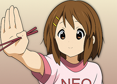 K-ON!, Hirasawa Yui - random desktop wallpaper