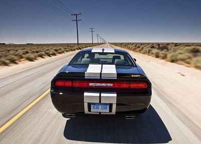 cars, Dodge Challenger - random desktop wallpaper