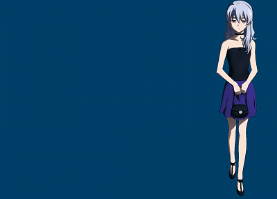 Darker Than Black, Yin - desktop wallpaper
