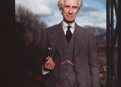 Bertrand Russell, philosophers - random desktop wallpaper