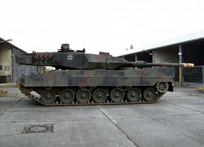 tanks, Bundeswehr, Leopard 2 - newest desktop wallpaper