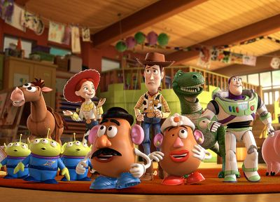 movies, Toy Story, Toy Story 3 - desktop wallpaper