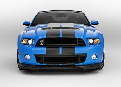 cars, studio, front, Ford Shelby, Ford Mustang Shelby GT500 - random desktop wallpaper