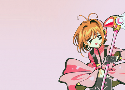 Cardcaptor Sakura, Kinomoto Sakura, anime girls - related desktop wallpaper