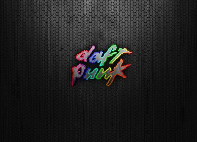 Daft Punk - random desktop wallpaper