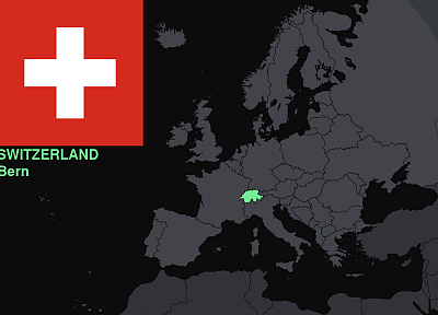 flags, Europe, maps, knowledge, countries, Switzerland, useful - related desktop wallpaper