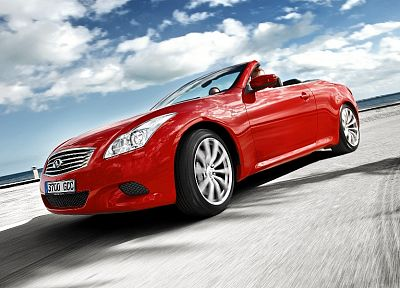 cars, vehicles, Infiniti G37, sports cars - desktop wallpaper