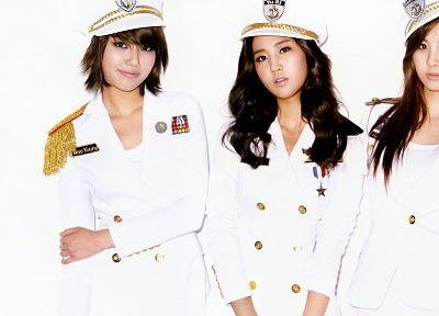 women, Girls Generation SNSD, Asians, Seohyun, singers, Kwon Yuri, Choi Sooyoung - random desktop wallpaper