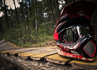 motocross, helmets - random desktop wallpaper