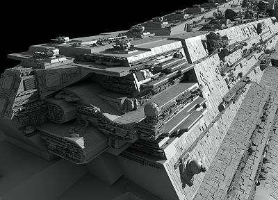 Star Wars, spaceships, vehicles, Star Destroyer - random desktop wallpaper