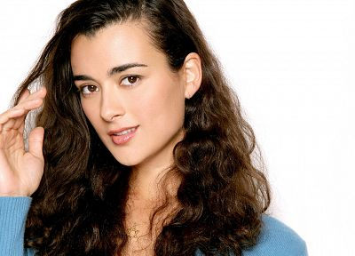 Cote De Pablo, Navy CIS - random desktop wallpaper