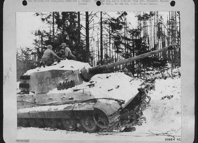 war, Life magazine, tanks, World War II, King Tiger, historic, Tiger tanks, Tiger II - random desktop wallpaper