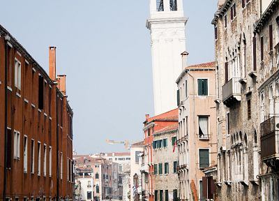 cityscapes, buildings, Venice - related desktop wallpaper