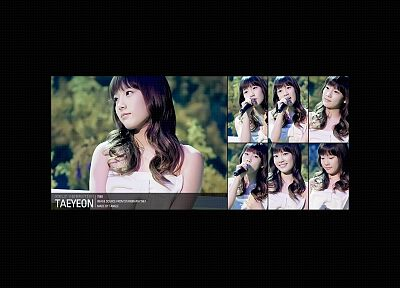 music, Girls Generation SNSD, celebrity, Asians, Korean, Korea, singers, Kim Taeyeon, K-Pop, band, South Korea - related desktop wallpaper