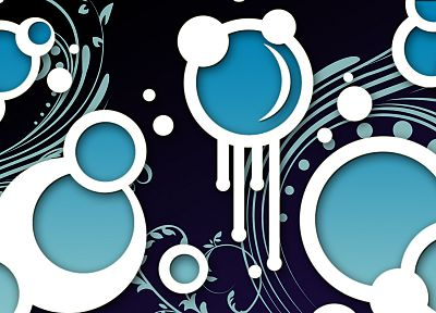 abstract, bubbles - related desktop wallpaper