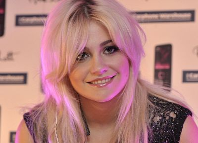 blondes, women, Pixie Lott - related desktop wallpaper