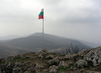 flags, Bulgaria - random desktop wallpaper