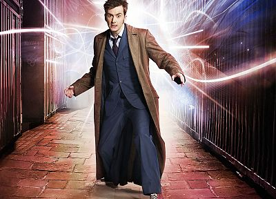 David Tennant, Doctor Who, Tenth Doctor - related desktop wallpaper