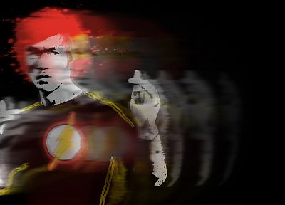 Bruce Lee, The Flash, Flash (superhero) - related desktop wallpaper