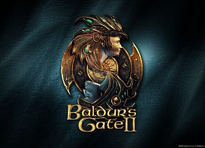 video games, Baldurs Gate - random desktop wallpaper