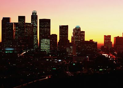 cityscapes, buildings, Los Angeles - newest desktop wallpaper