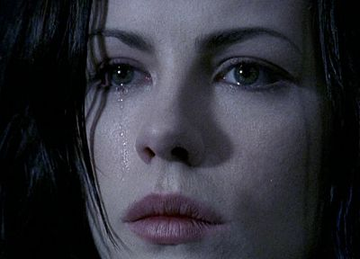 tears, Kate Beckinsale, pic - desktop wallpaper