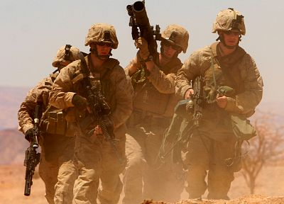 military, USA, Afghanistan, navy, USMC, US Marines Corps, infantry, M249, marpat - related desktop wallpaper