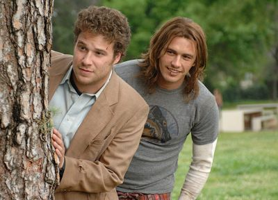 Pineapple Express, James Franco, Seth Rogen - random desktop wallpaper