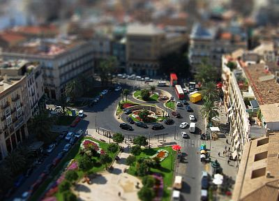 tilt-shift - related desktop wallpaper