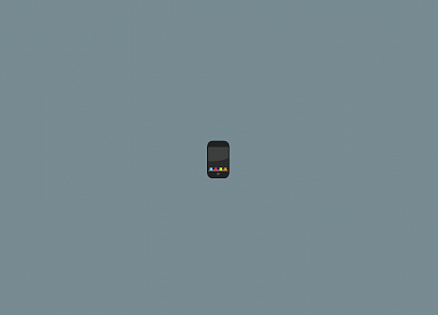 minimalistic, iPhone - desktop wallpaper
