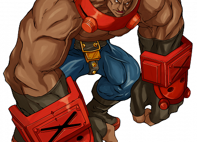 Guilty Gear, Potemkin - random desktop wallpaper