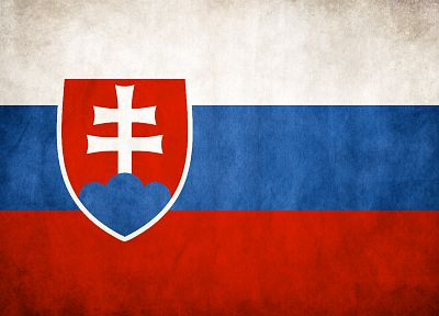 flags, Slovakia - random desktop wallpaper
