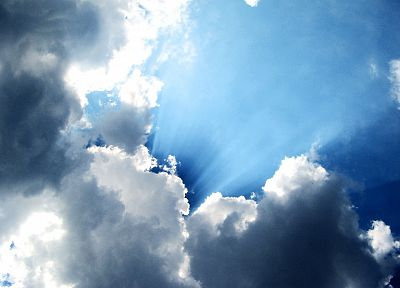 clouds, DeviantART, artwork, skyscapes - related desktop wallpaper