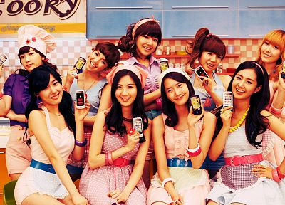 women, Girls Generation SNSD, Asians, Korean, Jessica Jung, Kim Taeyeon, Choi Sooyoung, K-Pop, Tiffany Hwang - random desktop wallpaper