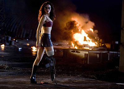 Planet Terror, Grindhouse - random desktop wallpaper