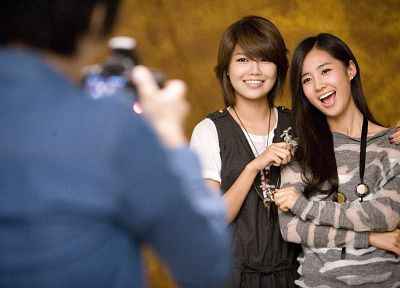 women, Girls Generation SNSD, celebrity, Kwon Yuri, Choi Sooyoung - related desktop wallpaper