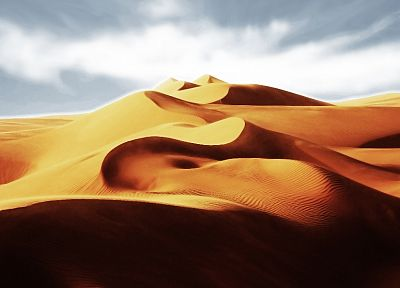 landscapes, sand, deserts - related desktop wallpaper