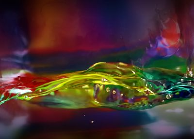 fluid, colors - random desktop wallpaper
