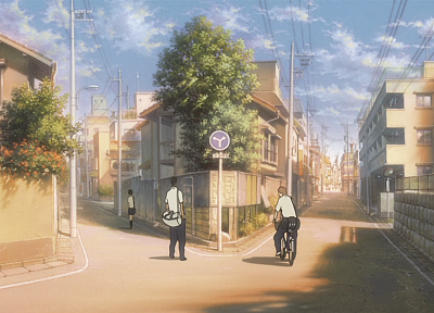 The Girl Who Leapt Through Time, Konno Makoto, Chiaki Mamiya, Kosuke Tsuda - random desktop wallpaper