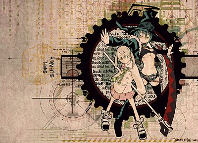 Soul Eater - desktop wallpaper