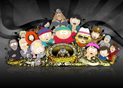 TV, South Park, Eric Cartman, Stan Marsh, Kenny McCormick, Kyle Broflovski, Randy Marsh, Butters Stotch - related desktop wallpaper